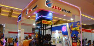 Potongan Harga Komponen Astra Otoparts di Telkomsel IIMS 2019