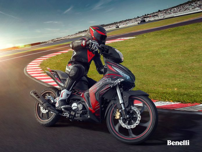 Benelli RFS 150