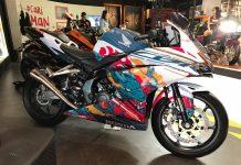 Honda CBR250RR Fury Dragon