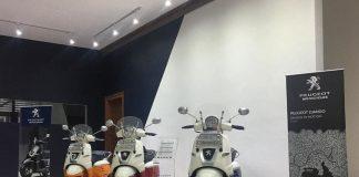 Kredit Motor Peugeot Scooters