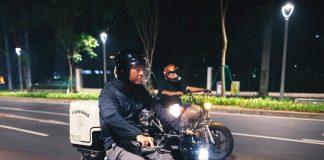 Gaya Modifikasi Honda Super Cub C125 Ananda Omesh