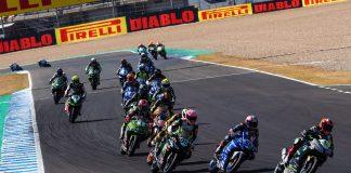 Race 1 WorldSSP300 2019 Jerez