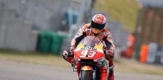 Marquez raih pole position MotoGP Jerman
