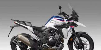 Jiplakan BMW Motorrad G310GS