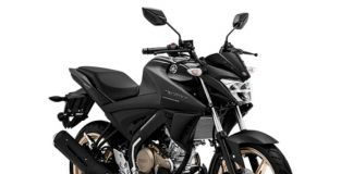 Warna baru Yamaha Vixion