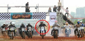 Fun Race Flat Track