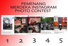 Merdeka Instagram Photo Contest