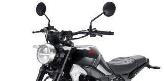 Honda CBF190TR Meluncur