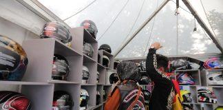 Langkah Mudah Merawat Helm