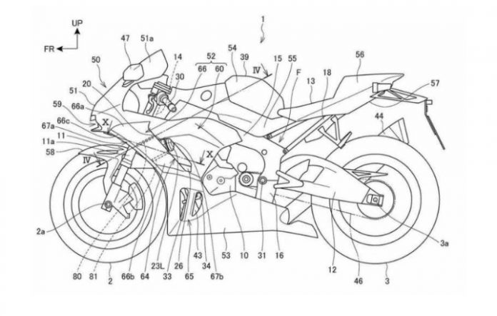 Honda Mengembangkan Active Aerodynamics