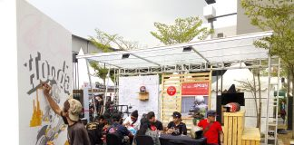 HMC 2019 Bandung digelar DAM