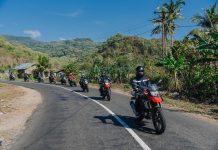 Enduro Motorbaik Adventure 2019