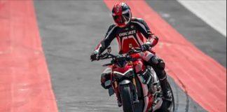 Ducati Streetfighter V4 diluncurkan