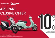 Spare Part Exclusive Offer