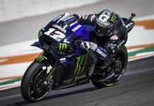 Yamaha M1 MotoGP 2020
