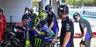 Teknisi Yamaha MotoGP Terpapar Covid-19 Termasuk Project Leader