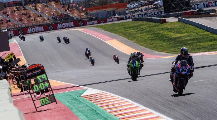 Race1 WorldSBK 2021 Argentina