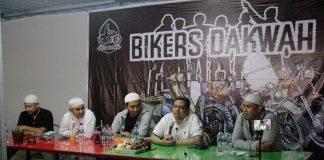 Kopdar Bikers Dakwah Babe Haikal
