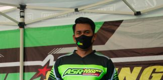 Andi Adriansyah PON XX Papua