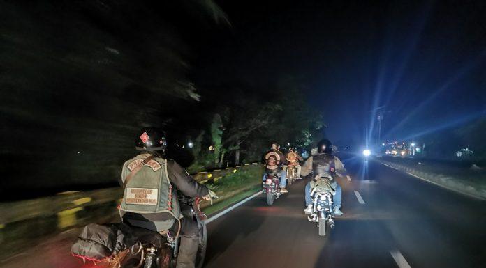 Mandatory Run BB1%MC Jakarta Chapter