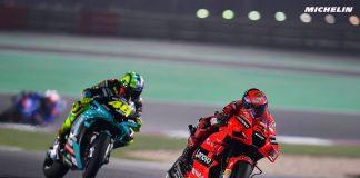 Bagnaia Paling Cepat di QTT MotoGP Qatar 2021