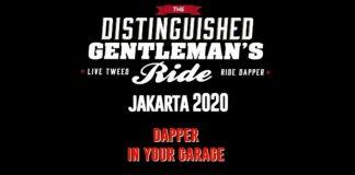 Pesta Tampan DGR Jakarta 2020