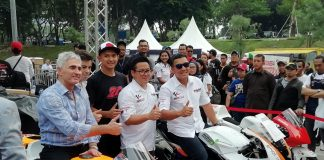 Pre-sale Tiket MotoGP Mandalika