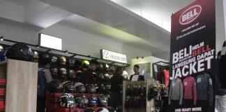Promo Bell Helmet IIMS Motobike Expo