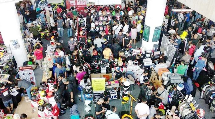 Jakarta Helmet Exhibition 2021