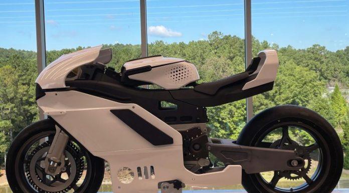 Ducati Supermono 1992