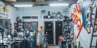 SatSet Garage