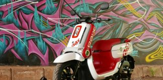 Yamaha QBIX 125