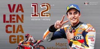 Marquez Ukir Rekor dan Antar Repsol Honda Rebut Triple Crown
