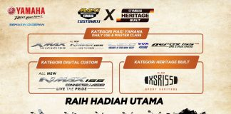 Kontes Modifikasi Yamaha XSR155