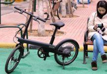 E-Bike Xiaomi QiCycle