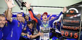 Lorenzo Menjadi Test-Rider Yamaha