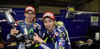 Rossi Malah Senang Lorenzo