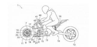 Kawasaki Merancang Three Wheeled