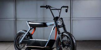 Skuter Listrik Harley-Davidson Dipatenkan
