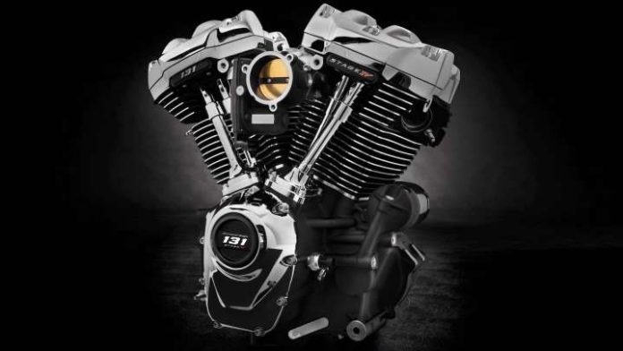 Harley-Davidson Milwaukee-Eight 131