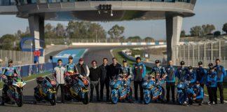 VDS Merilis Tim Moto2