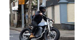 Switch Motorcycles eScrambler