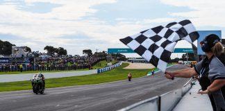 Race2 WorldSBK 2020 Australia