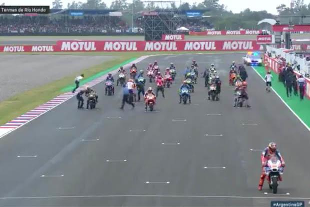 MotoGP 2021 Argentina Dibatalkan