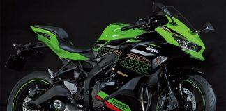 Kawasaki ZX25R meluncur juli