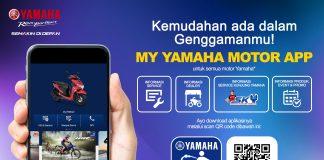 aplikasi my yamaha motor