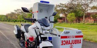 motor ambulans