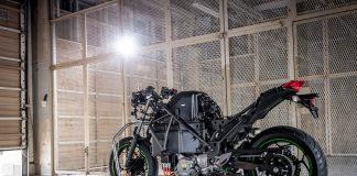 kawasaki motor elektrik