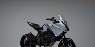 Konsep Honda CB4X