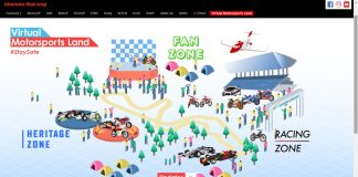 Honda Virtual Motorsports Land